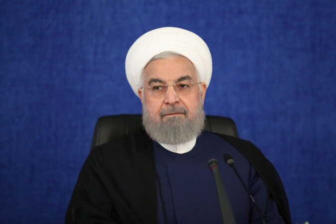 روحانی: سند جنایت جنگ اقتصادی و مقاومت ملت منتشر شود