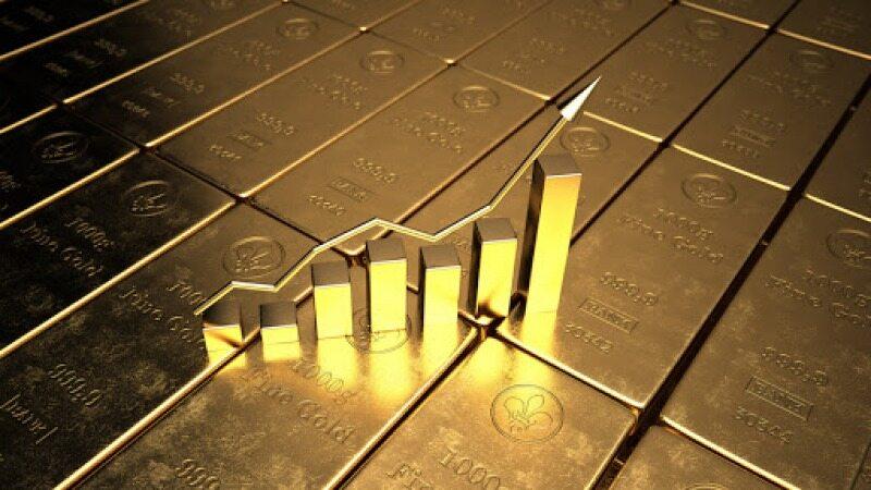رشد دوباره قیمت طلا پس از سقوط روز های گذشته