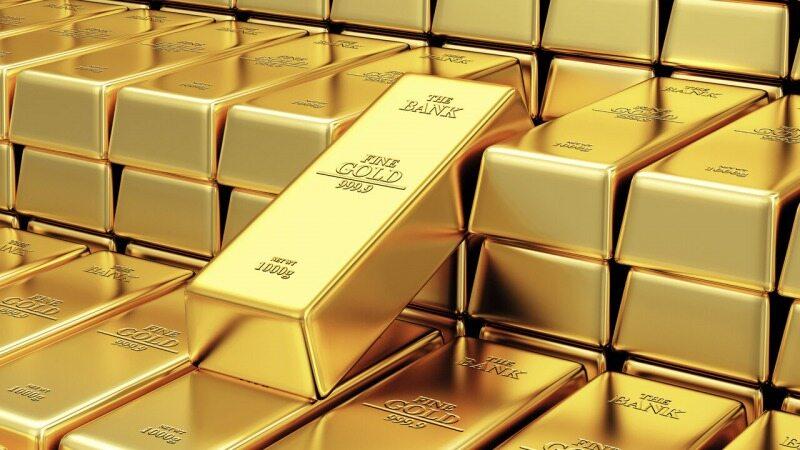 با وجود افزایشی شدن قیمت طلا، روند آن همچنان نزولی است