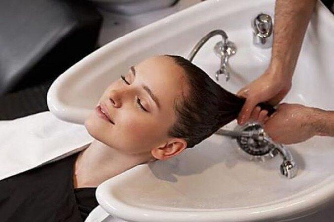 شستن مو با نوشابه