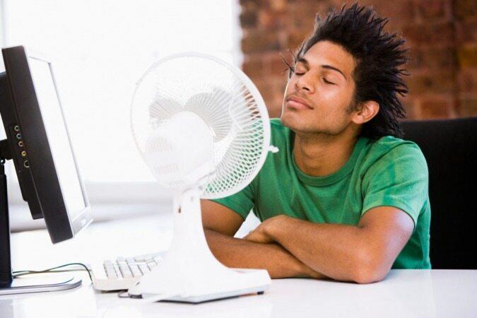 5 راه برای خنک کردن سریع خانه و اتاق ها در تابستان
