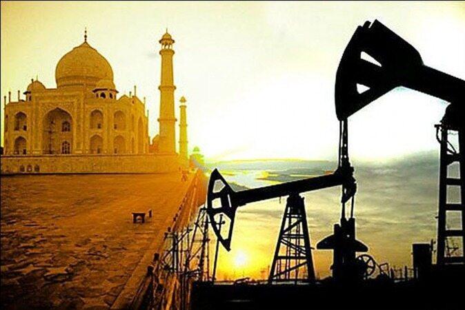 واردات نفت هند از خاورمیانه به کمترین میزان 25 ماه گذشته