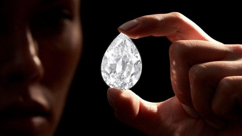 خرید الماس با ارز دیجیتالی برای نخستین بار!
