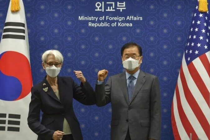 توافق آمریکا و کرهجنوبی برای متقاعد کردن کرهشمالی برای بازگشت به مذاکرات