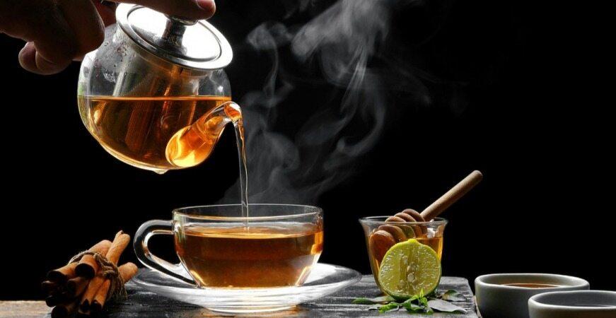 چای غلیظ