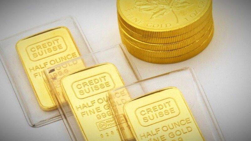 کاهش قیمت طلا همراه با افزایش ارزش دلار