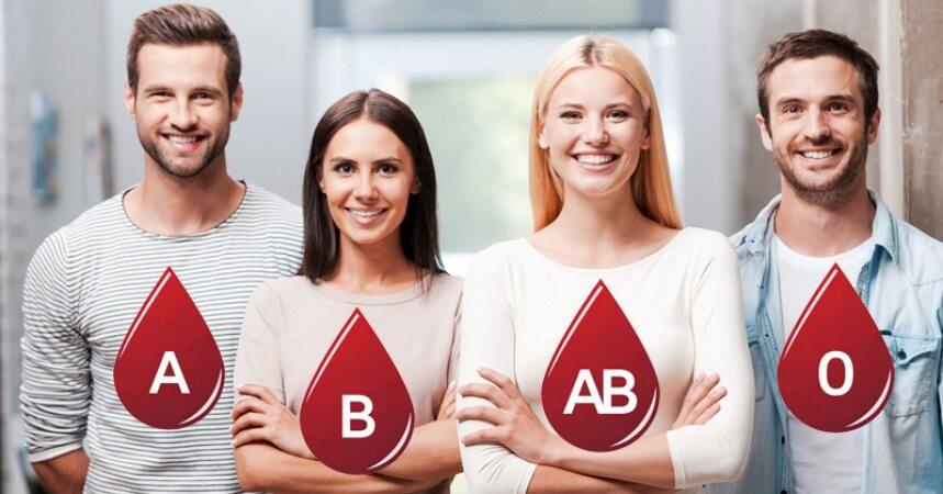 کدام گروه خونی اعتماد بنفس بیشتری دارد؟