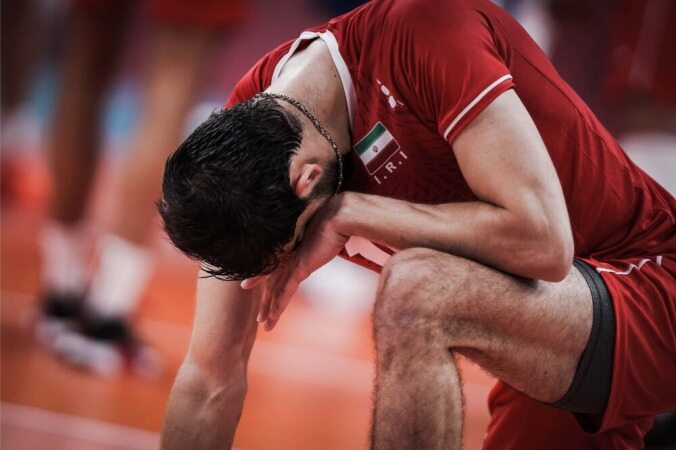 والیبال ایران به رتبه پنجم مرحله گروهی المپیک سقوط کرد