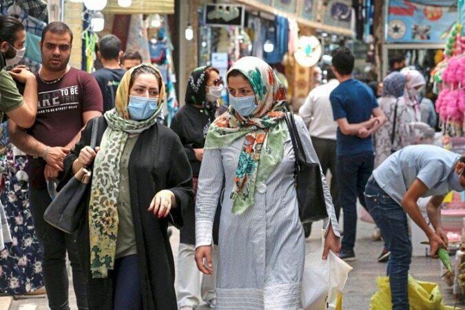 جدیدترین آمار کرونا در ایران/رعایت پروتکلهای بهداشتی به پایینترین حد رسید