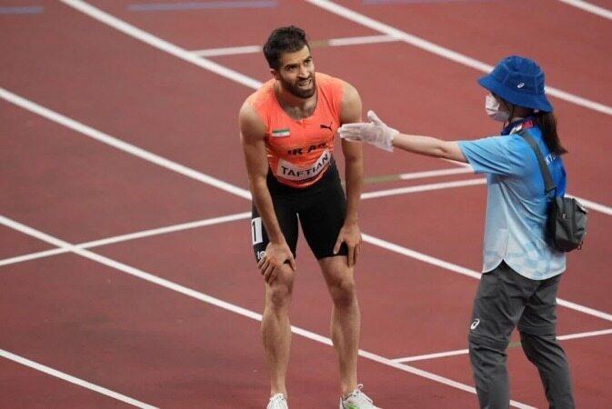 نتایج نمایندگان ایران در روز هشتم بازیهای المپیک توکیو/ تفتیان به نیمهنهایی دو ۱۰۰ متر المپیک نرسید