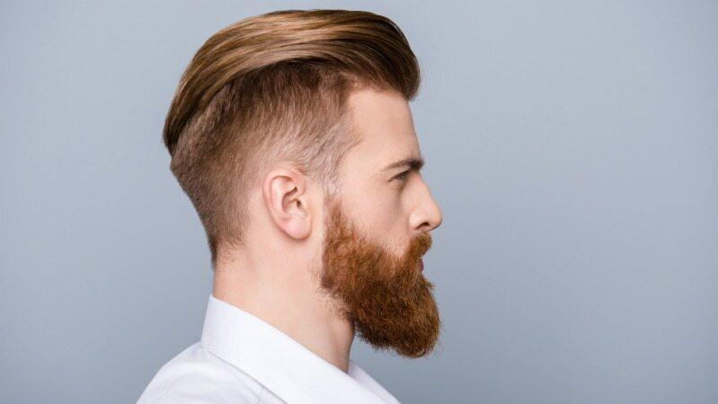 آیا می دانستید که ریش برای مردان فایده سلامتی دارد؟