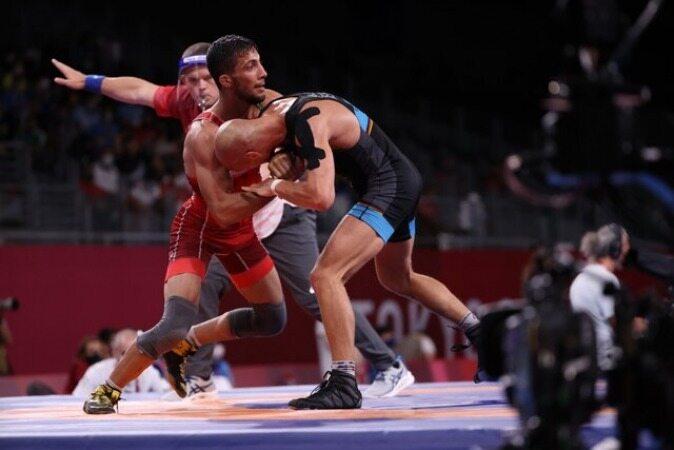 کولاک محمدرضا گرایی با شکست قهرمان ۳ دوره جهان