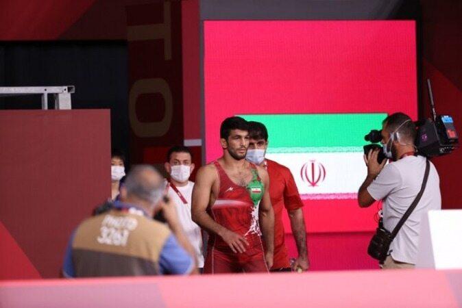 ساعت مسابقه حسن یزدانی و فینال گرایی در المپیک