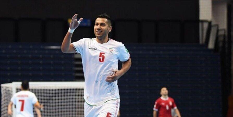 پیروزی ملی پوشان ایران مقابل صربستان در یک بازی نفس گیر