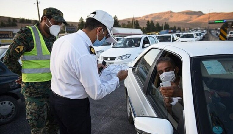 ساعت ثبت درخواست مجوز تردد در سامانه فرمانداری تهران اعلام شد