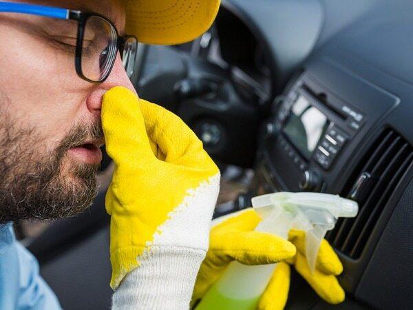 این ایرادات خودرو را میتوان از طریق بو کردن متوجه شد