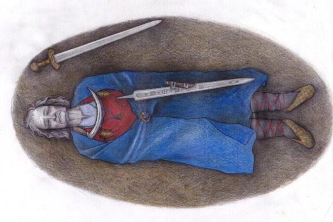 اسرار قبر هزار ساله سوونتاکای فنلاند: زنی جنگجو یا انسانی باهویت جنسی متفاوت؟
