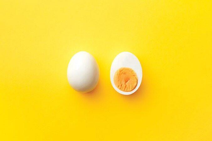 سفیده تخم مرغ بهتر است یا خوردن تخم مرغ کامل؟