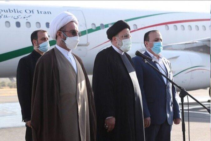 رئیسی: امیدوارم در سفر به ایلام گامهایی را در جهت رفع محرومیت استان برداریم