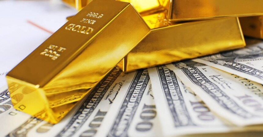 سقوط دلار به پایین ترین قیمت هفته های اخیر + قیمت امروز طلا و سکه