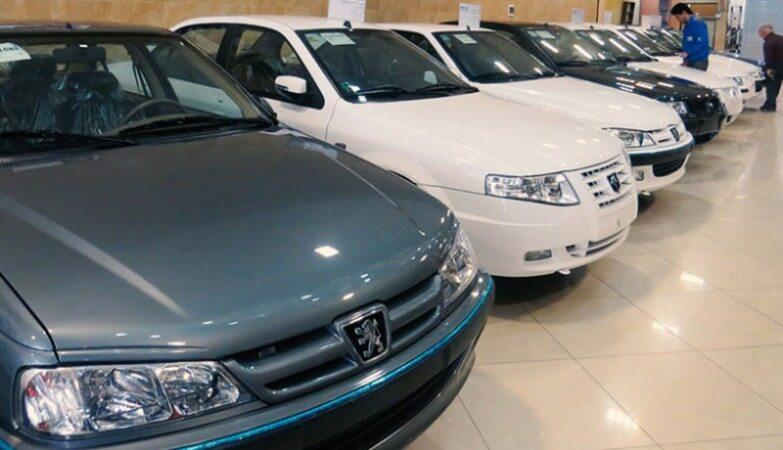 تداوم روند کاهشی قیمت روز خودرو /معاملات در بازار خودرو قفل شد